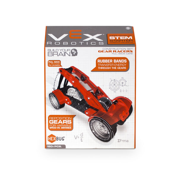 Vex Robotic Gear Racers New