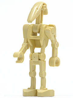 sw0001b Battle Droid