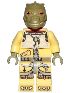 sw0828 Bossk - Olive Green