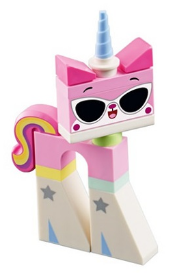 tlm140 Disco Unikitty with Scarf