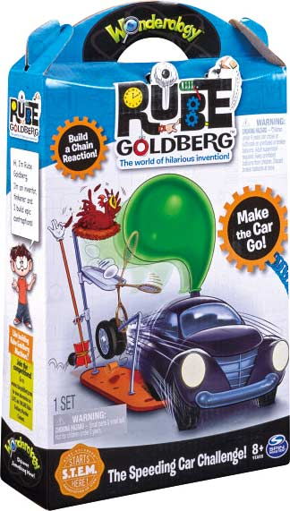 Rube Goldberg Car