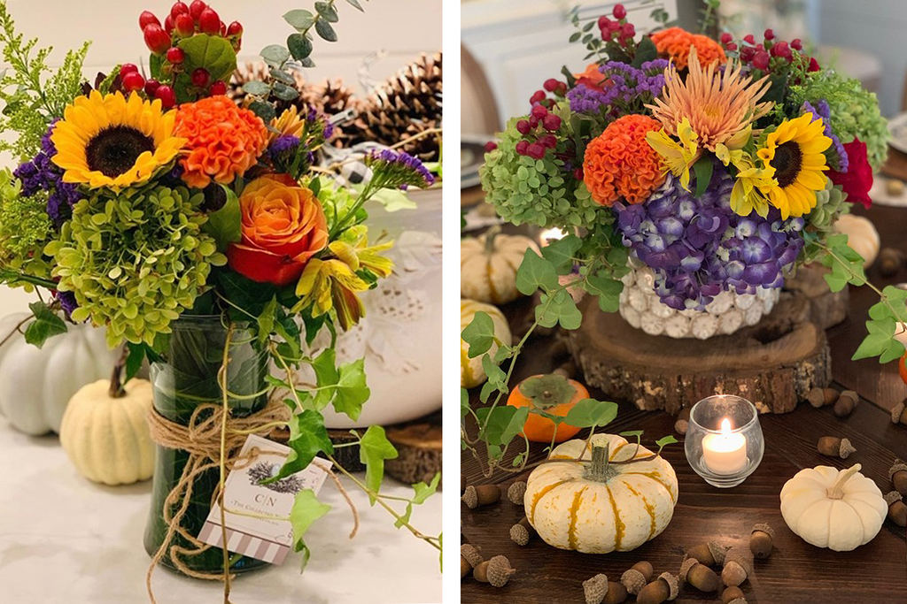 2019 Fall and Winter Flowers In Review