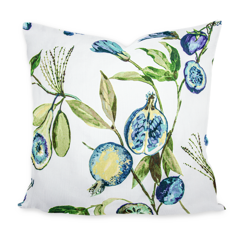"""Alana Exotic Fruit"" Pillow Cover"