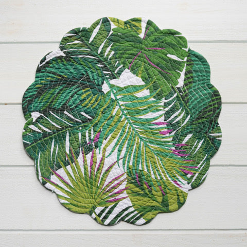 Palm Bamboo Placemat