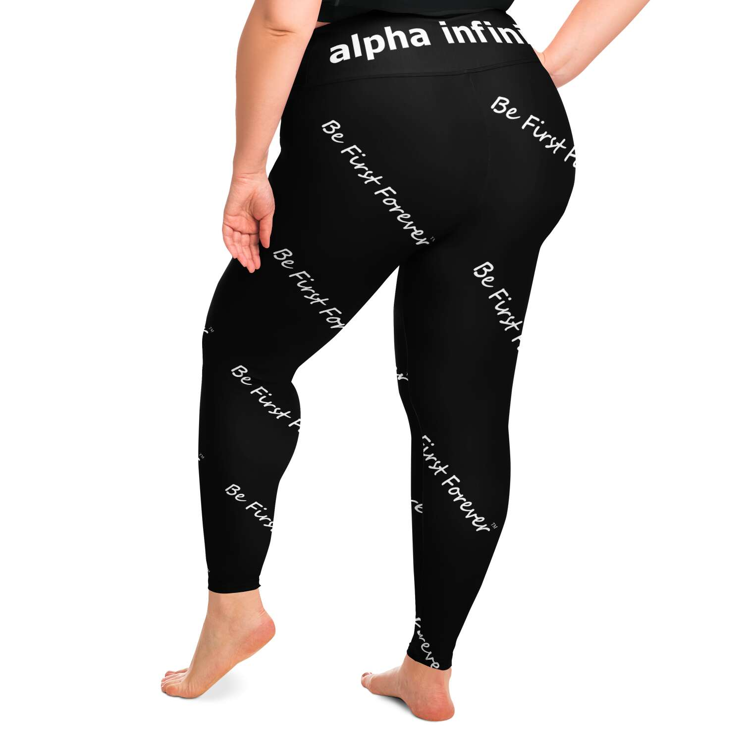 alpha infinite®Be First Forever™ Leggings