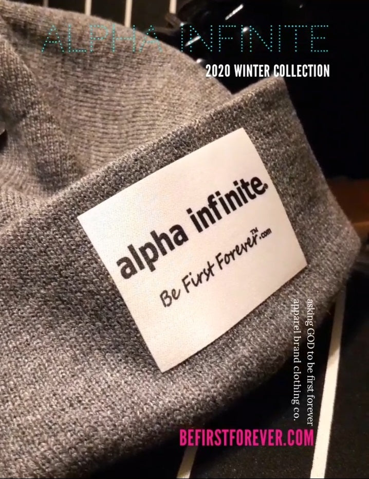 alpha infinite® Knitted
