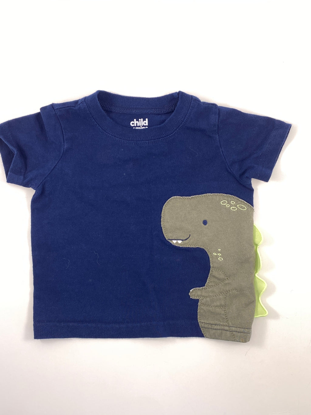 Boy's Short Sleeve Shirt - Size 12-18mo