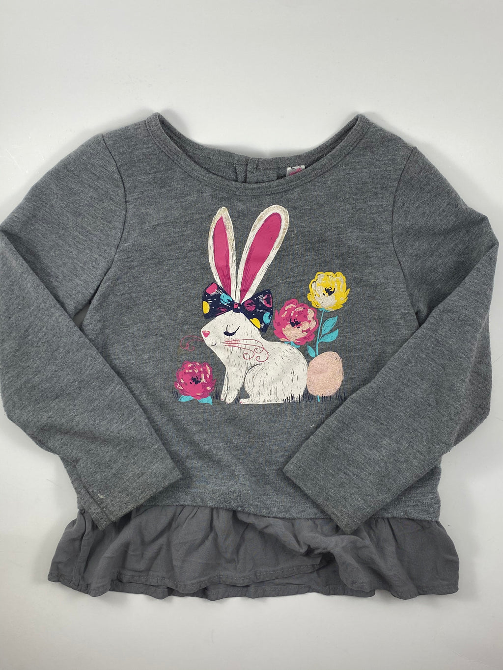 Girl's Long Sleeve Shirt - Size 5t