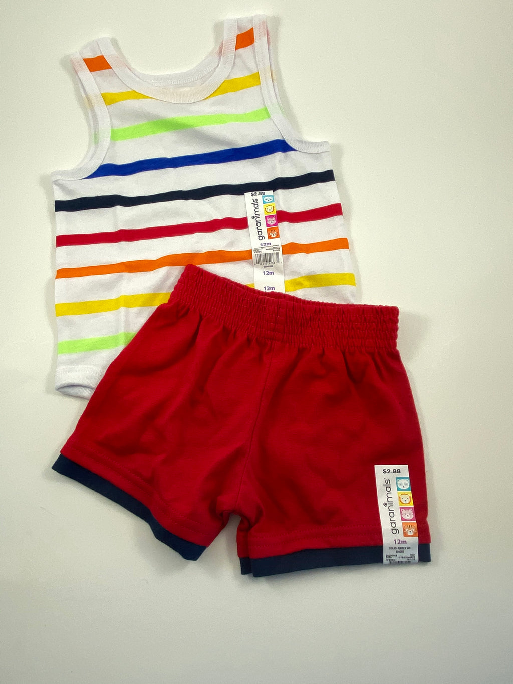 Boy's Outfit - Size 12-18mo