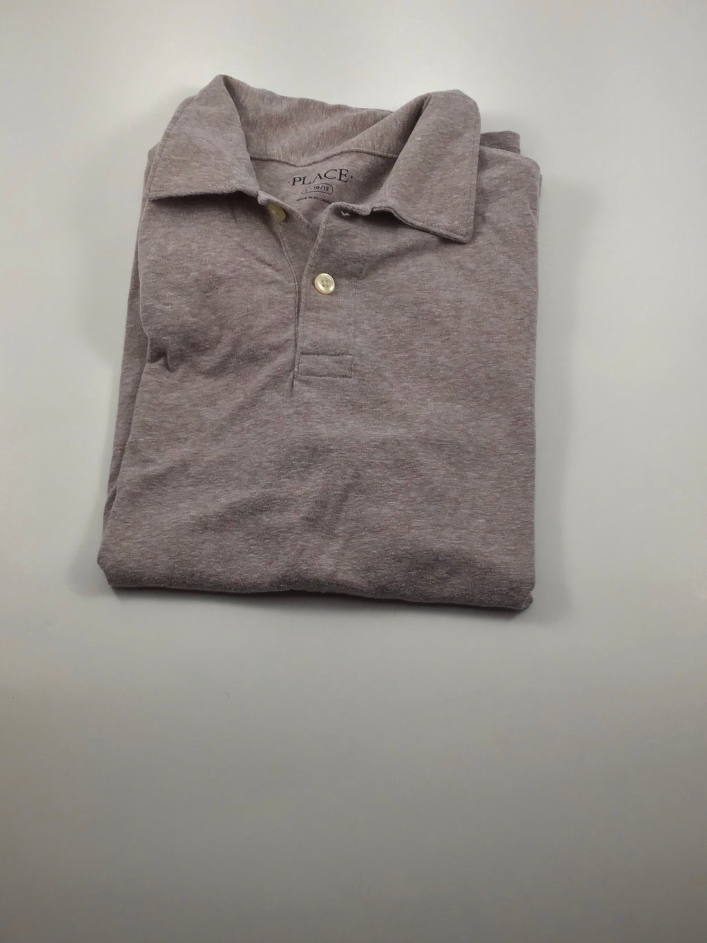 Boy's Short Sleeve Shirt - Size 10/12