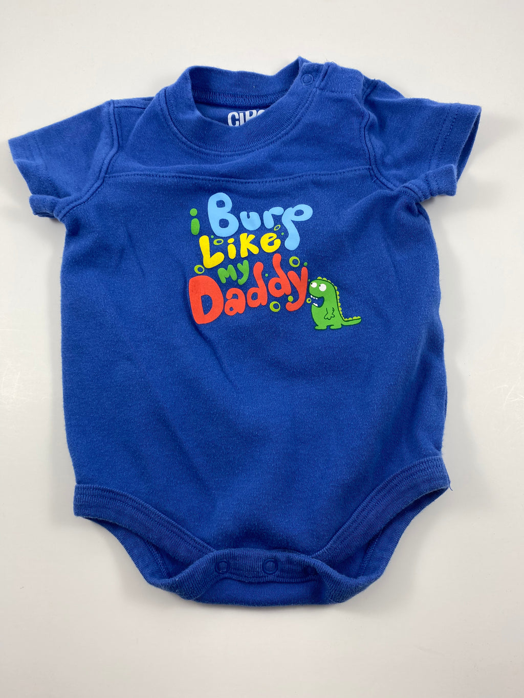 Boy's Shirt - Size 0-3mo
