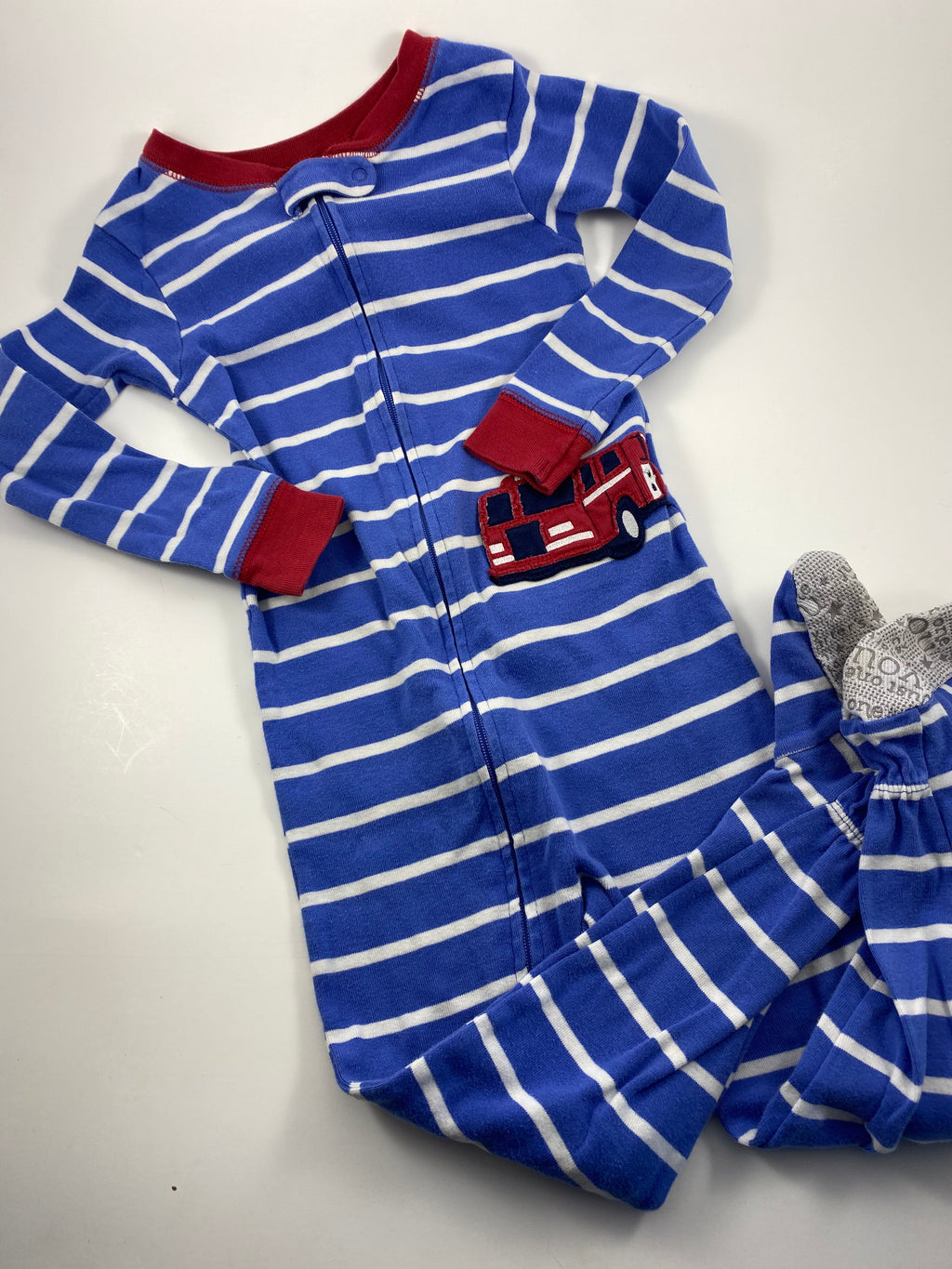 Boy's Long Sleeve Pajamas - Size 3t