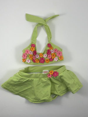 Girl's Swimsuit - Size 3-6mo