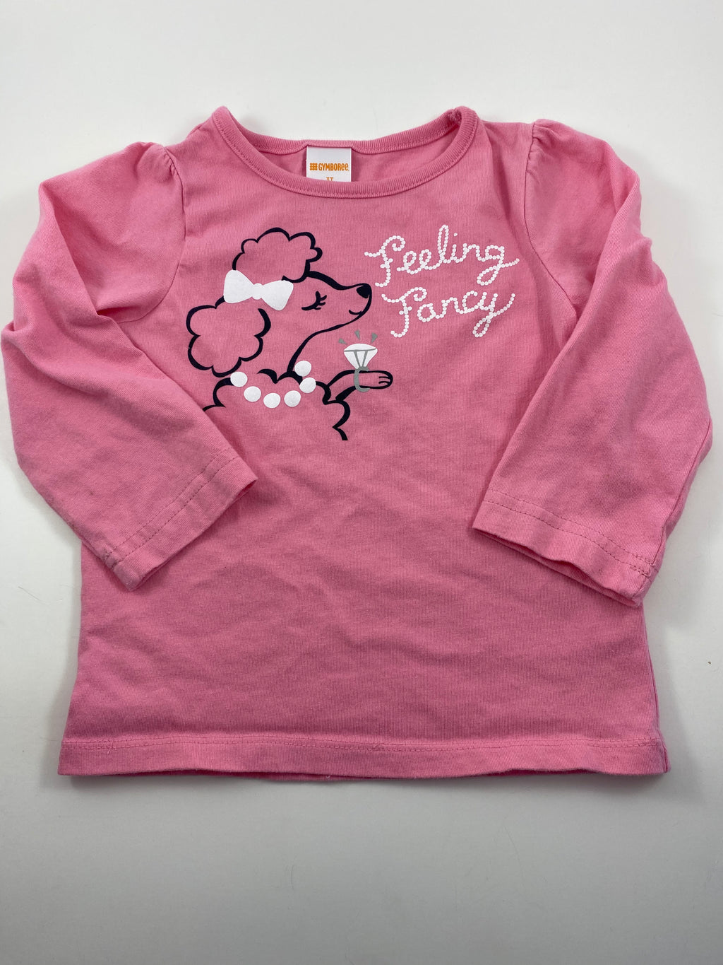 Girl's Long Sleeve Shirt - Size 3t