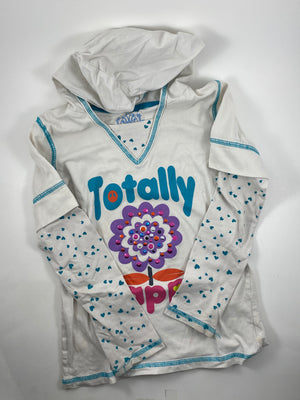 Girl's Hoodie - Size 7/8