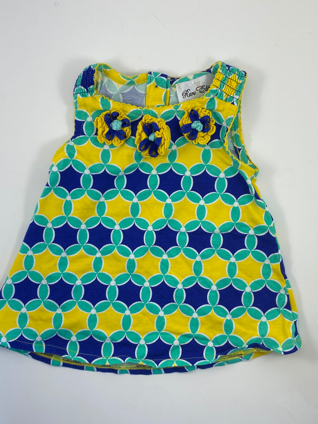 Girl's Short Sleeve Dress - Size 2t