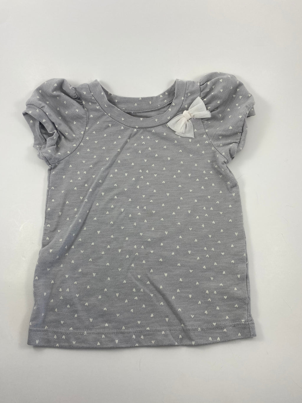Girl's Short Sleeve Shirt - Size 18-24mo