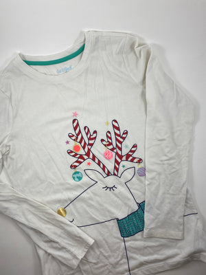Girl's Long Sleeve Shirt - Size 10/12