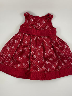 Girl's Dress - Size 0-3mo
