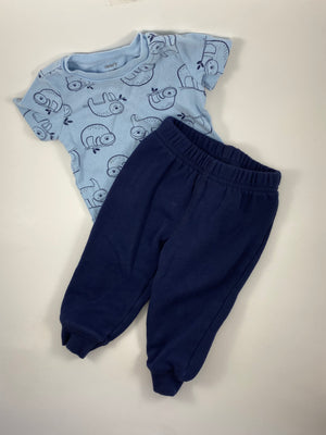 Boy's Outfit - Size 6-12mo