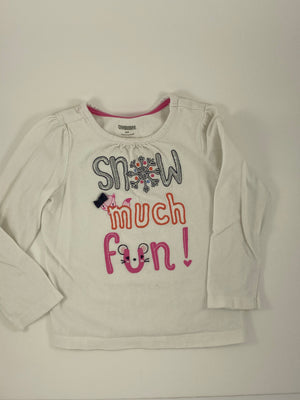 Girl's Shirt - Size 2t