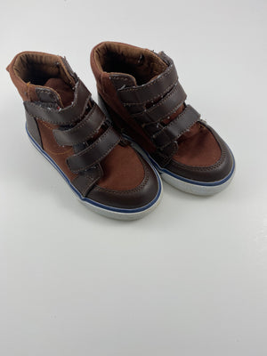 Boy's Shoes - Size Toddler 7