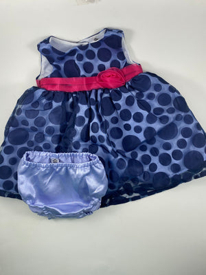 Girl's Dress - Size 6-12mo