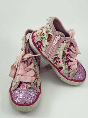 Toddler Girl's Shoes - Size 7/8