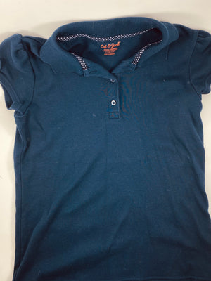 Girl's Short Sleeve Shirt - Size 10/12