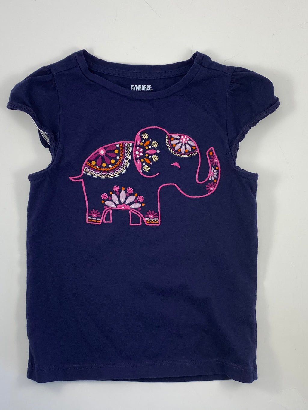 Girl's Short Sleeve Shirt - Size 2t