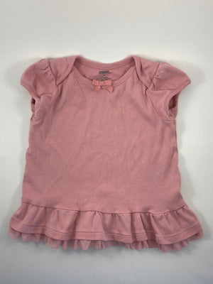 Girl's Short Sleeve Shirt - Size 3t