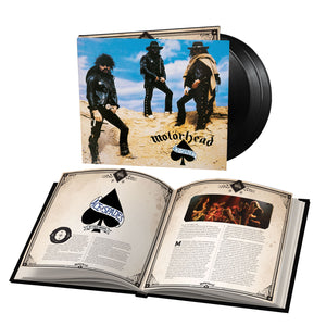 Ace of Spades 3 LP Edition & Tee Bundle