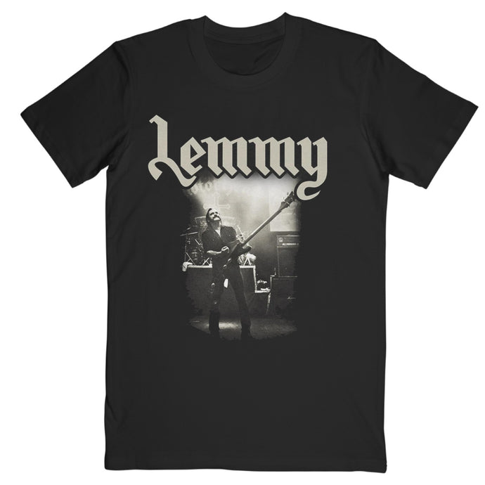 Lemmy Lived To Win Tee
