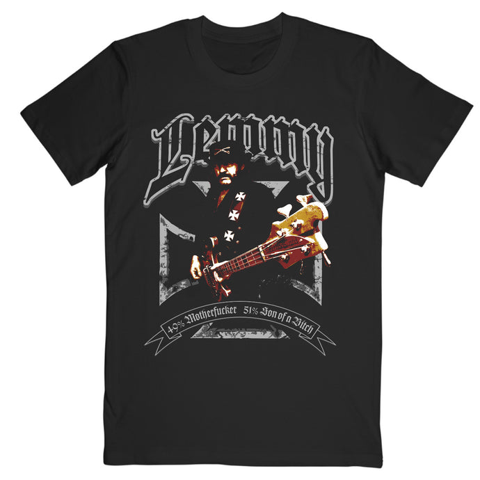 Lemmy Iron Cross Tee