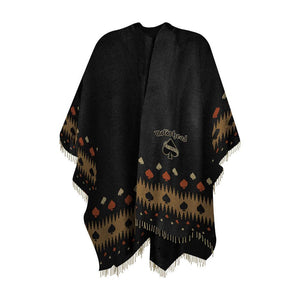 Ace of Spades Poncho