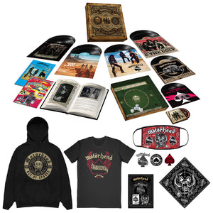 Ace of Spades Deluxe Box Set & Ultimate Merch Bundle