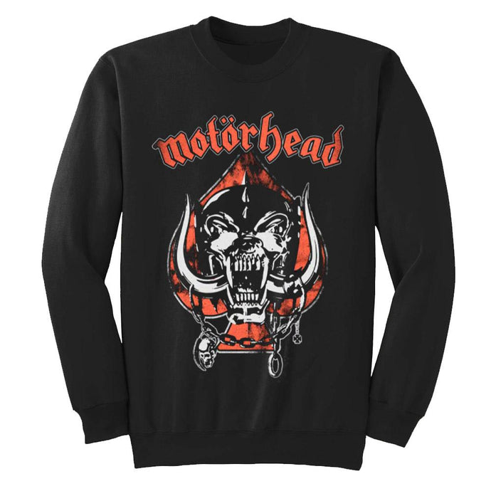 Ace of Spades Live Vintage Sweater