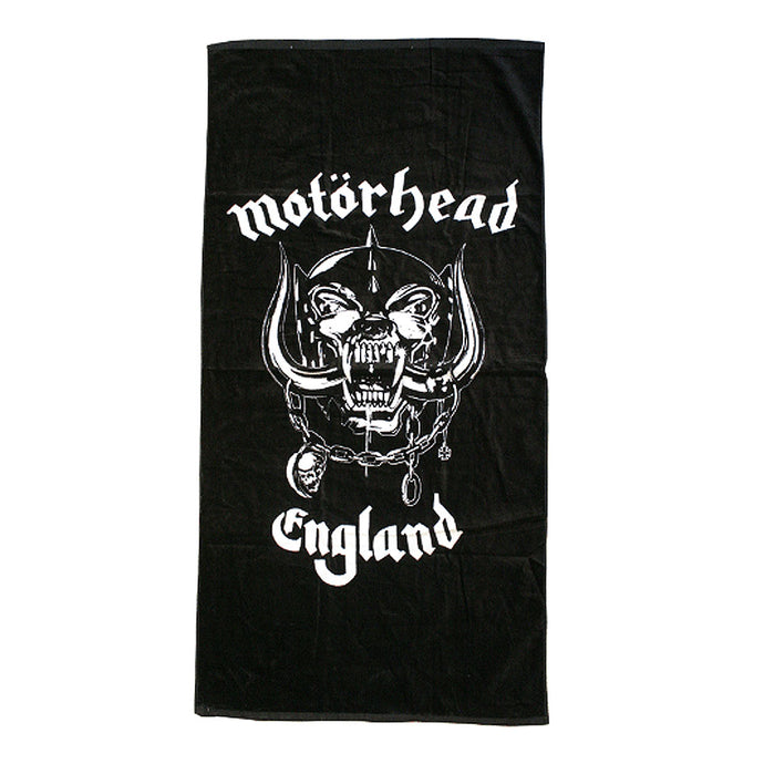 War Pig Beach Towel