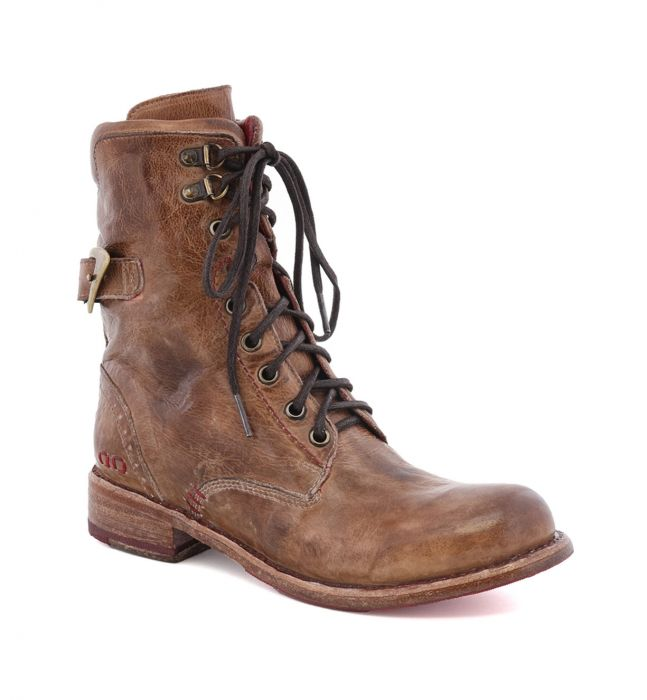 Been waiting for the perfect leather combat boot? ANNE has arrived, and we could not be more smitten. ANNE is an 8-hole lace up, including 2 D-rings at top for durability. This boot has a vintage vibe, already looking like they are well-loved. Available i