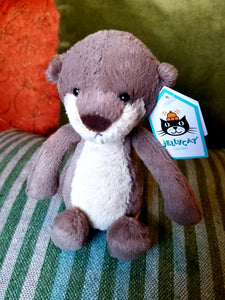 Small plush animal toys (Jellycat, various styles)