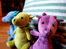 Load image into Gallery viewer, Little Puff plush dragon toys (Jellycat)