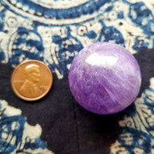 Load image into Gallery viewer, Amethyst sphere (small)