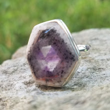 Load image into Gallery viewer, Auralite ring (size 12.5)