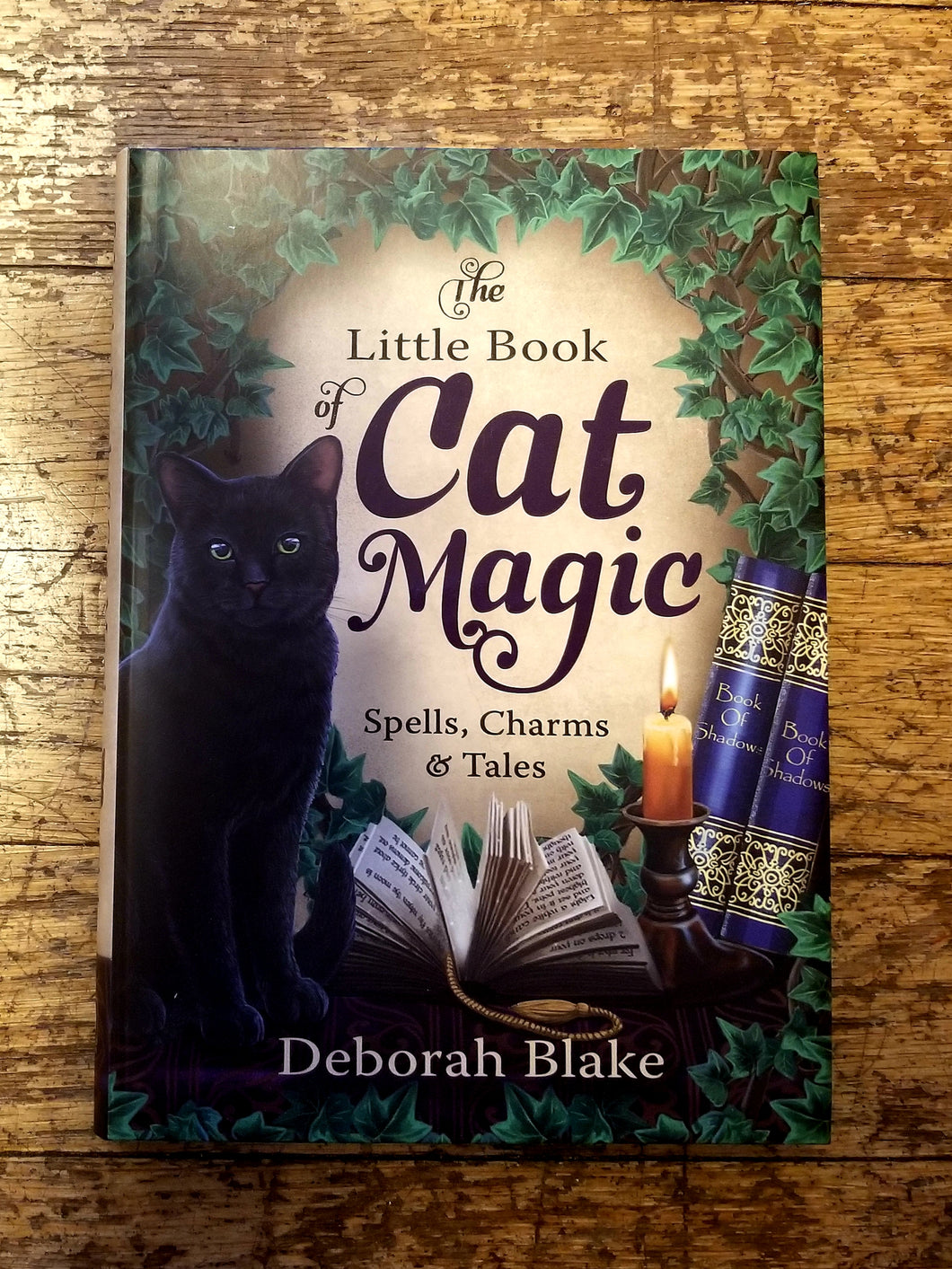 The Little Book of Cat Magic: Spells, Charms & Tales by Deborah Blake