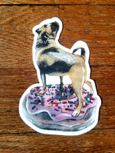Load image into Gallery viewer, Vintage animal collage stickers (Pergamo Paper Goods)