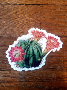 Vintage illustration stickers (Pergamo Paper Goods)