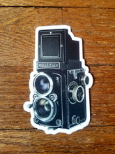 Load image into Gallery viewer, Vintage illustration stickers (Pergamo Paper Goods)