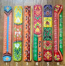 Load image into Gallery viewer, Colorful hand-painted incense burners