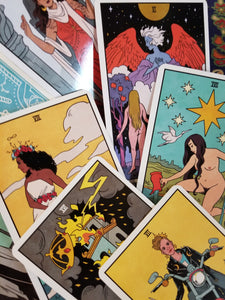 The Modern Witch Tarot