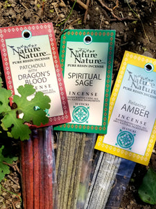 Nature Nature resin stick incense